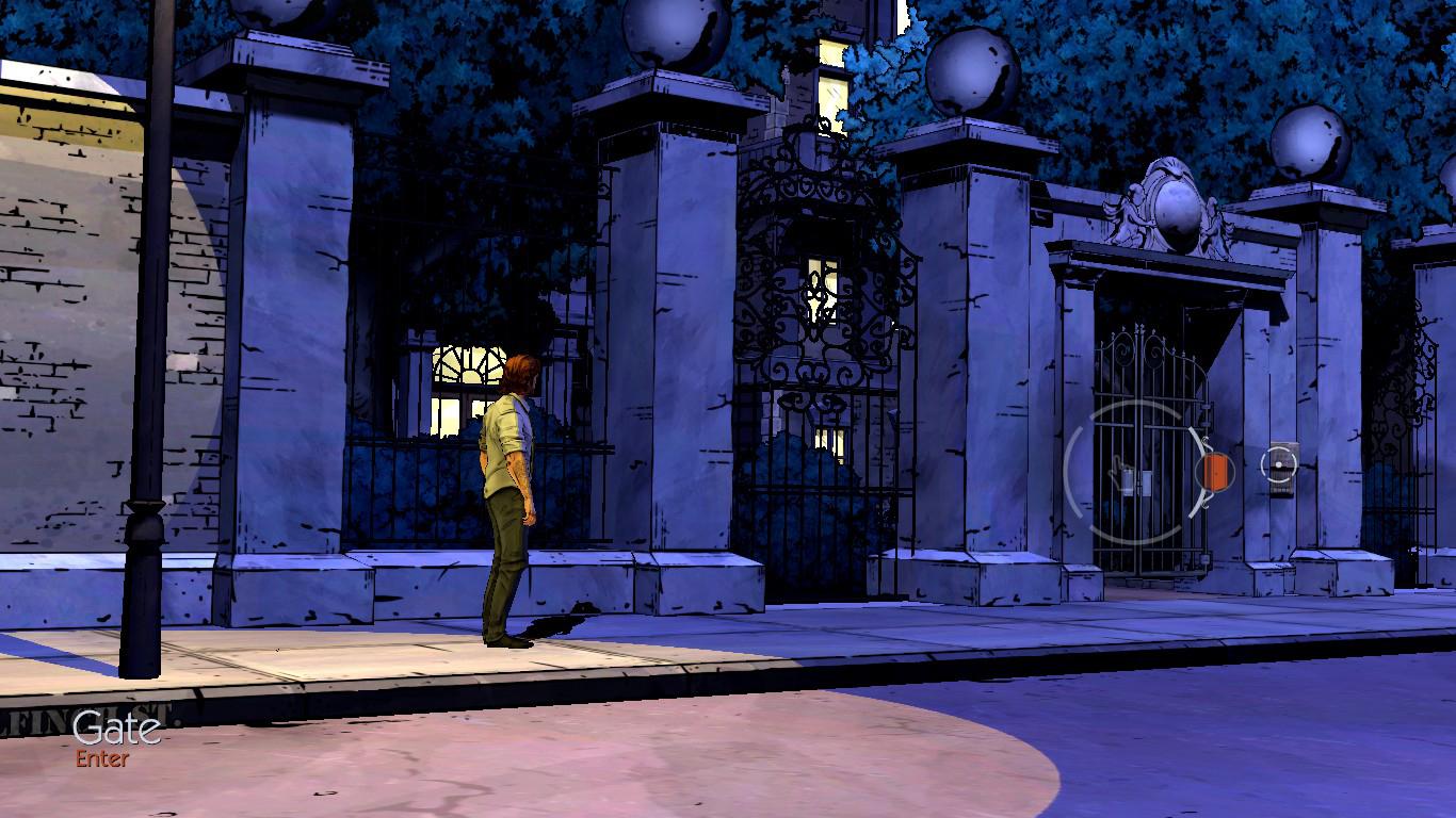 Durante as cenas de exploração se atente bem aos circulos de destaque e procure observar todo o cenario.