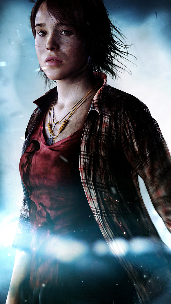 Beyond Two Souls Review 1