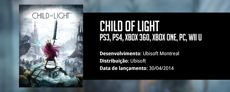 Review Child of Light