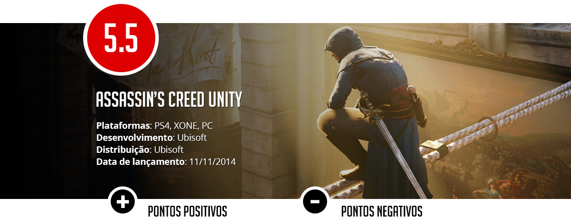 Review Assassin's Creed Unity