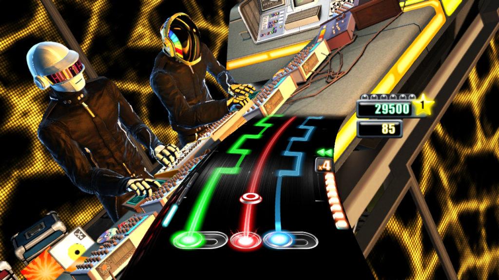 DJ Hero foi lançado para tentar, desesperadamente, atrair ainda mais fãs