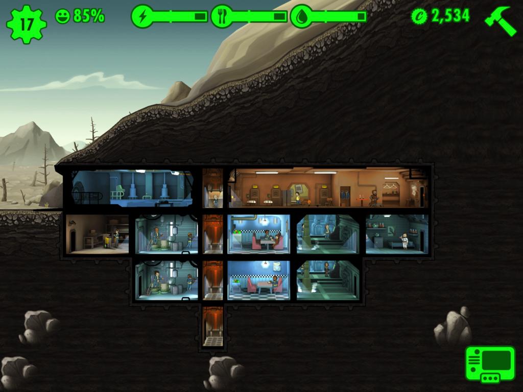 Dá só uma olhada em como fica a Vault com 3 dormitórios fundidos