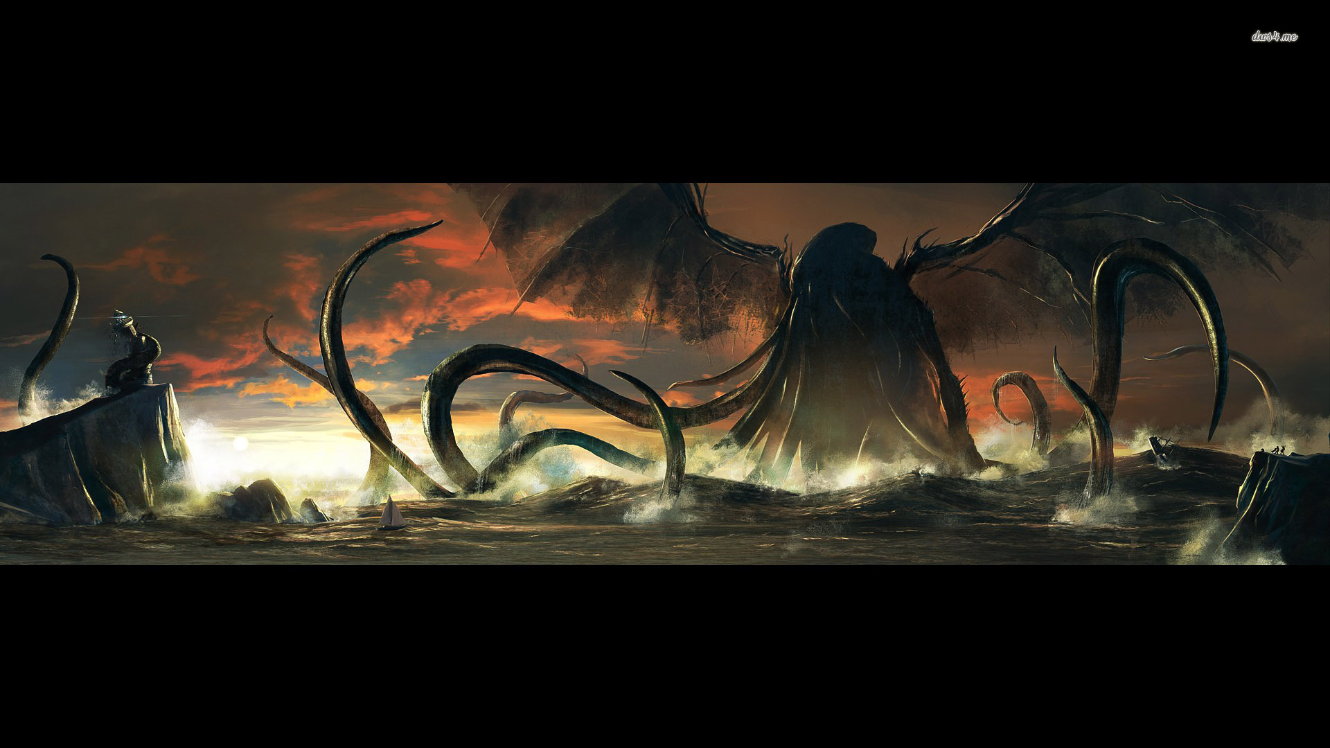 18782-cthulhu-in-the-ocean-1920x1080-fantasy-wallpaper