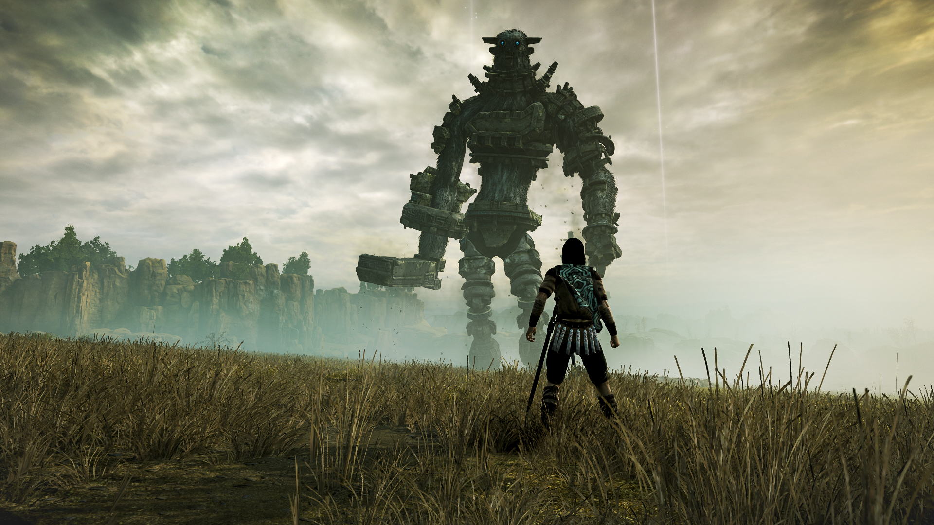 Análise - Shadow of the Colossus Remake