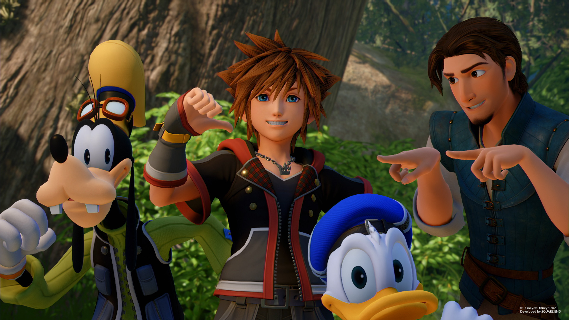 dd349078eb9b8 Análise  Kingdom Hearts 3 é uma jornada recheada de emoções ...