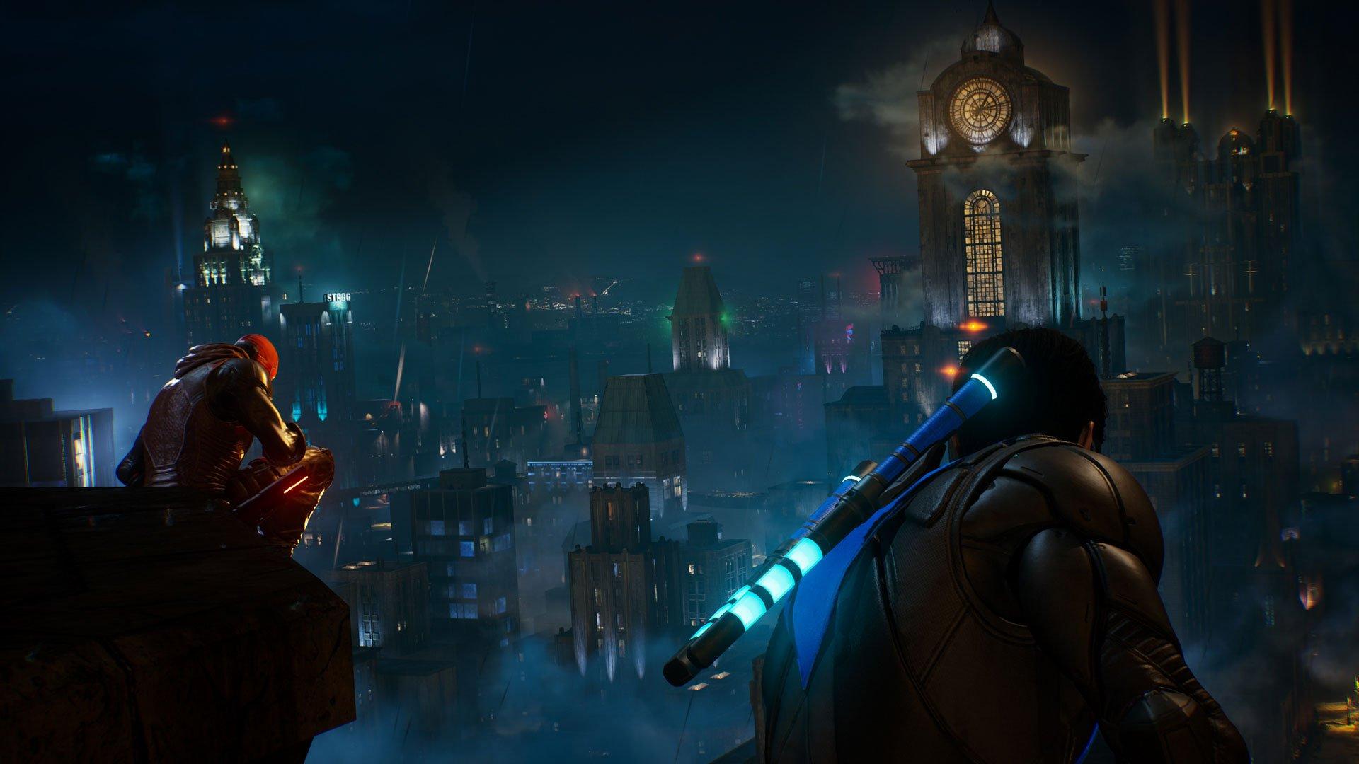 Gotham Knights não será um jogo como serviço e terá co-op de no máximo dois  jogadores - Jogazera